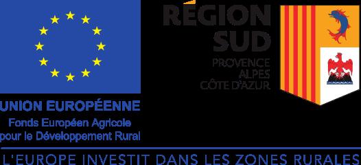 Fond européen agricole pour le développement rural, région Sud